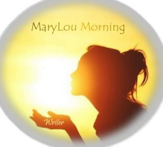 Writer MaryLou Morning